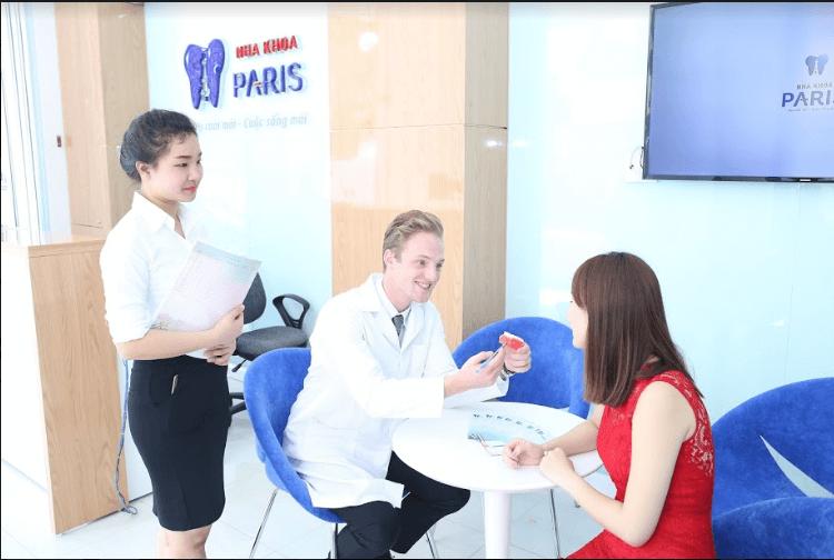 nha khoa Paris Nguyễn Văn Cừ TP Vinh 4
