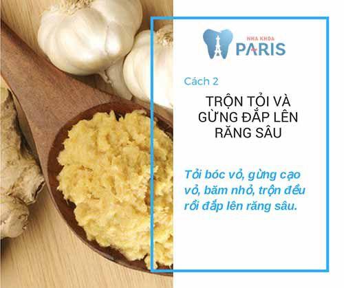 Top 3 cách chữa sâu răng bằng tỏi tại nhà hiệu quả nhất 2