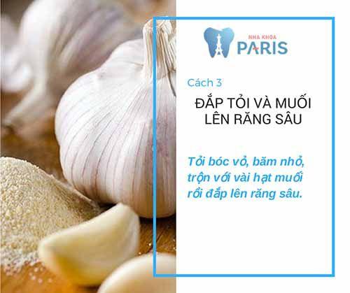 Top 3 cách chữa sâu răng bằng tỏi tại nhà hiệu quả nhất 3
