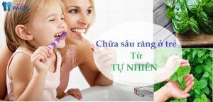 Cách chữa sâu răng ở trẻ em hiệu quả nhất chỉ với 3 bước đơn giản 2