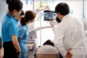trị răng ê buốt tại nha khoa