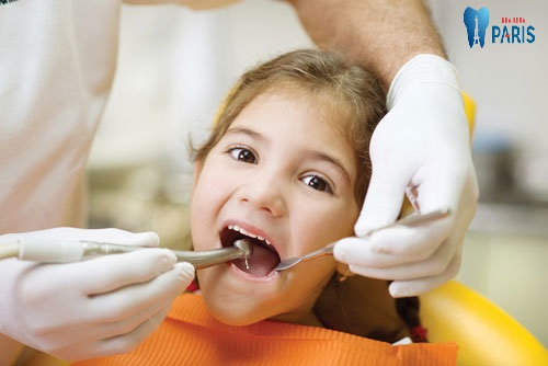"""Kinh nghiệm chữa răng sữa bị sâu """" quý hơn vàng"""""""