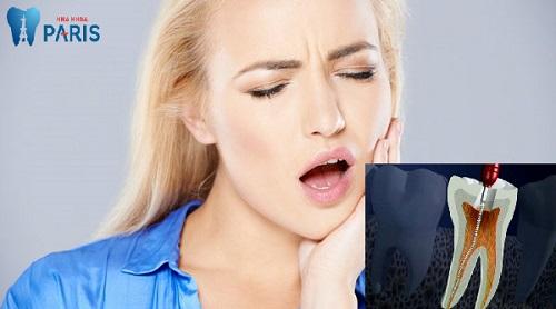 Làm hết nhức răng sau khi trám như thế nào ?