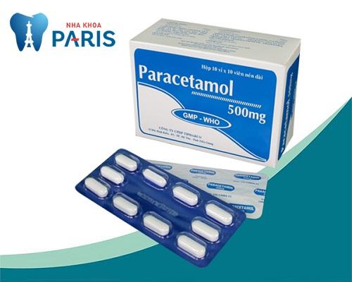 Đang cho con bú uống paracetamol được không