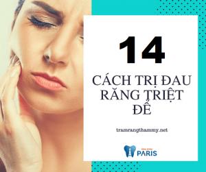 """14 Cách chữa đau răng nhức răng HIỆU QUẢ """"tại nhà"""" chỉ 5.000 VNĐ 1"""